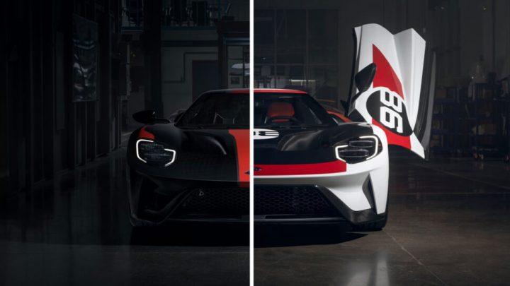 Diese beiden Ford GTS haben es geschafft