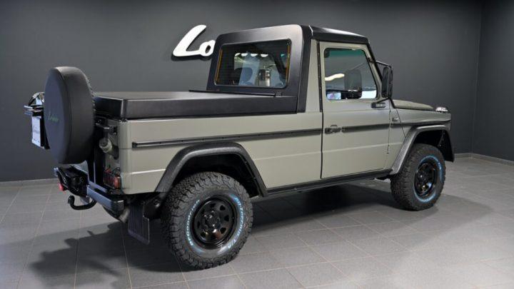 Fabrik New Lorinser G-Class-Pickup ist billiger als GLA 250
